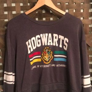 """Hogwarts """"School of Witchcraft and wizardry"""""""
